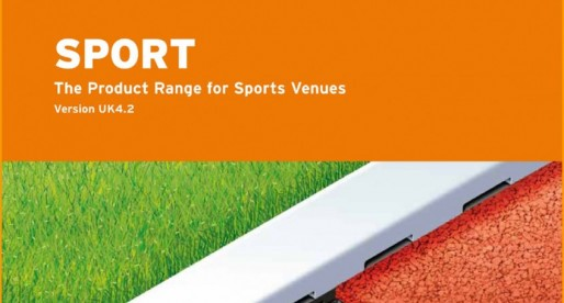 Hauraton surface water drainage systems for sports' venues