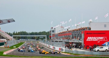 Moscow Raceway can host international motorsport competition