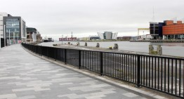 Hauraton RECYFIX® PLUS drains the new City Quays in Belfast City Centre