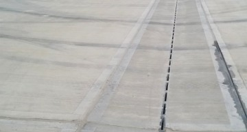 High capacity surface water drainage for Primark Distribution Centre, Kettering
