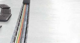 Hauraton Service Channels keep cables safe but accessible